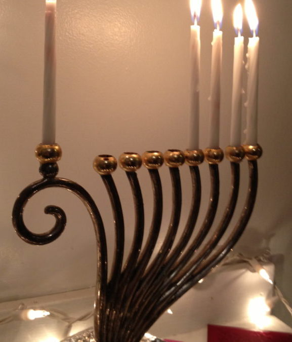I'm Dreaming of a White … Channukah!